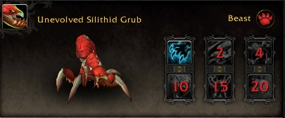 Unevolved Silithid Grub