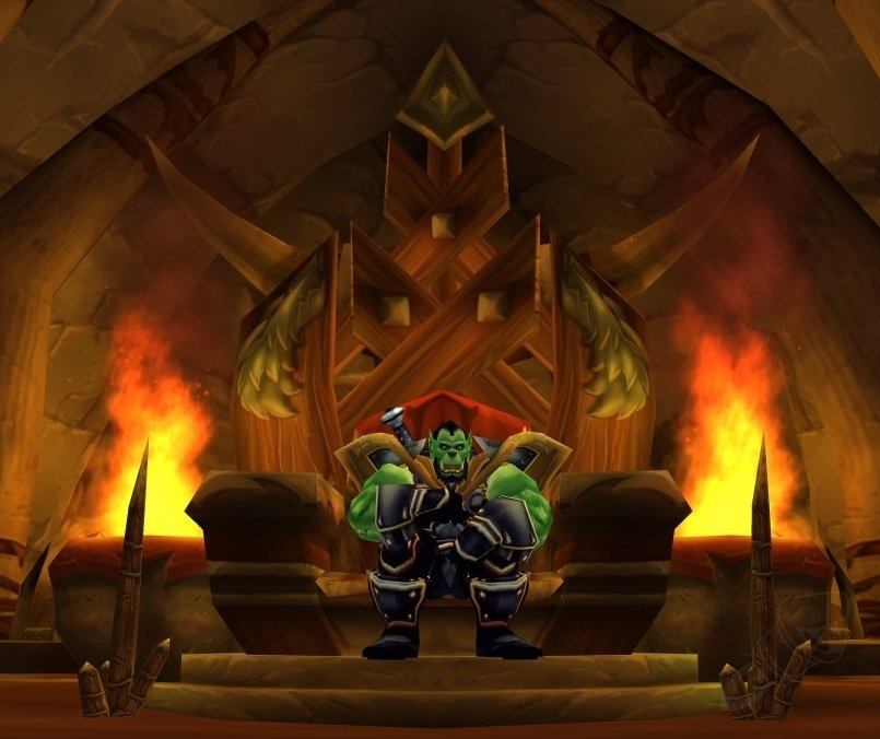 warcraft thrall wow - photo #33