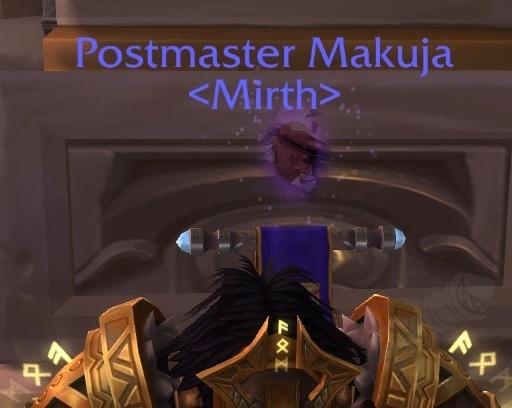 Priority Mail - Achievement - World of Warcraft