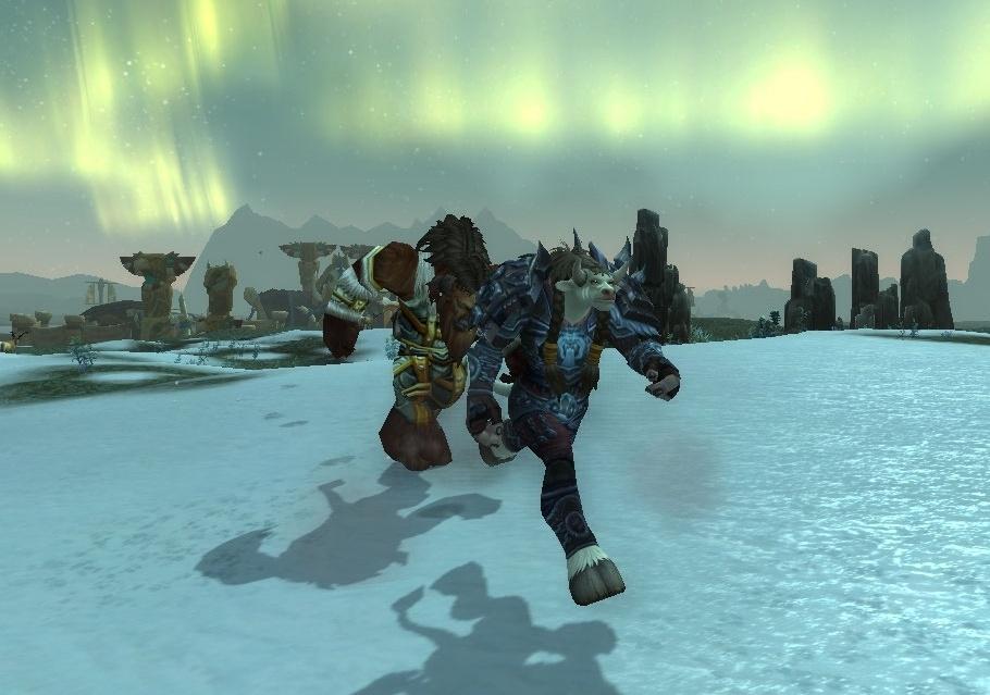 Across Transborea - Quest - World of Warcraft