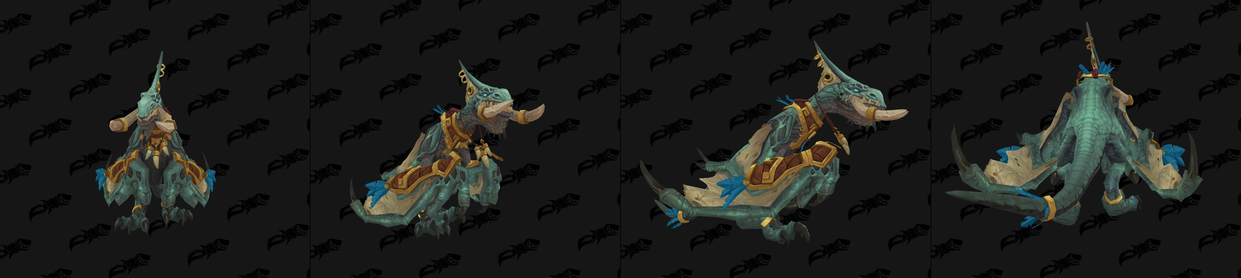 Zandalari troll male and female allied race customization options druid forms nvjuhfo Choice Image