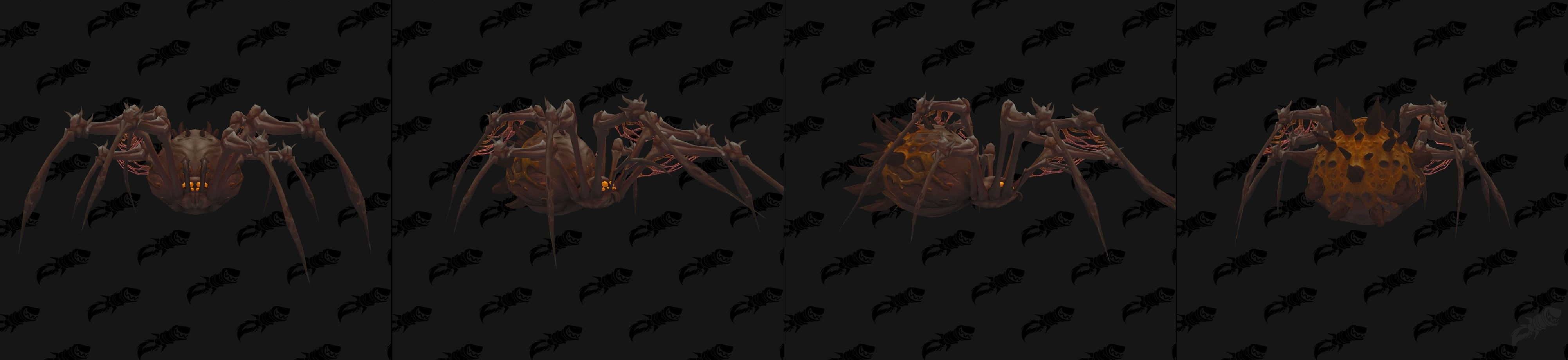 Updated Creature Models in the Battle for Azeroth Pre