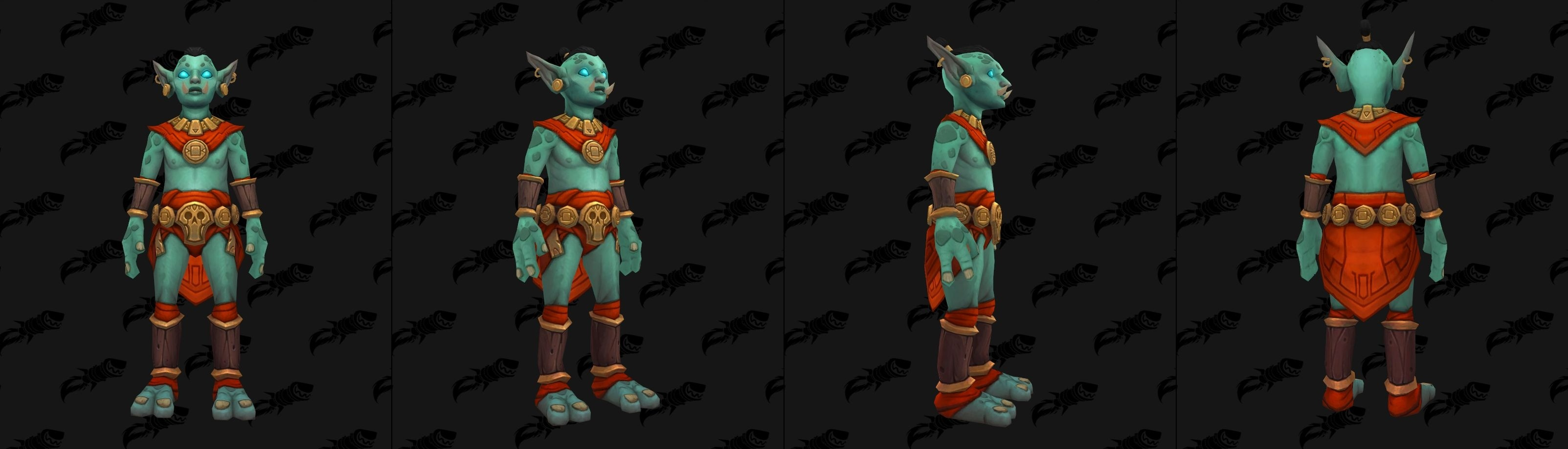 SPECULATION] Queen Azshara of Zin'Azshara, the first ever
