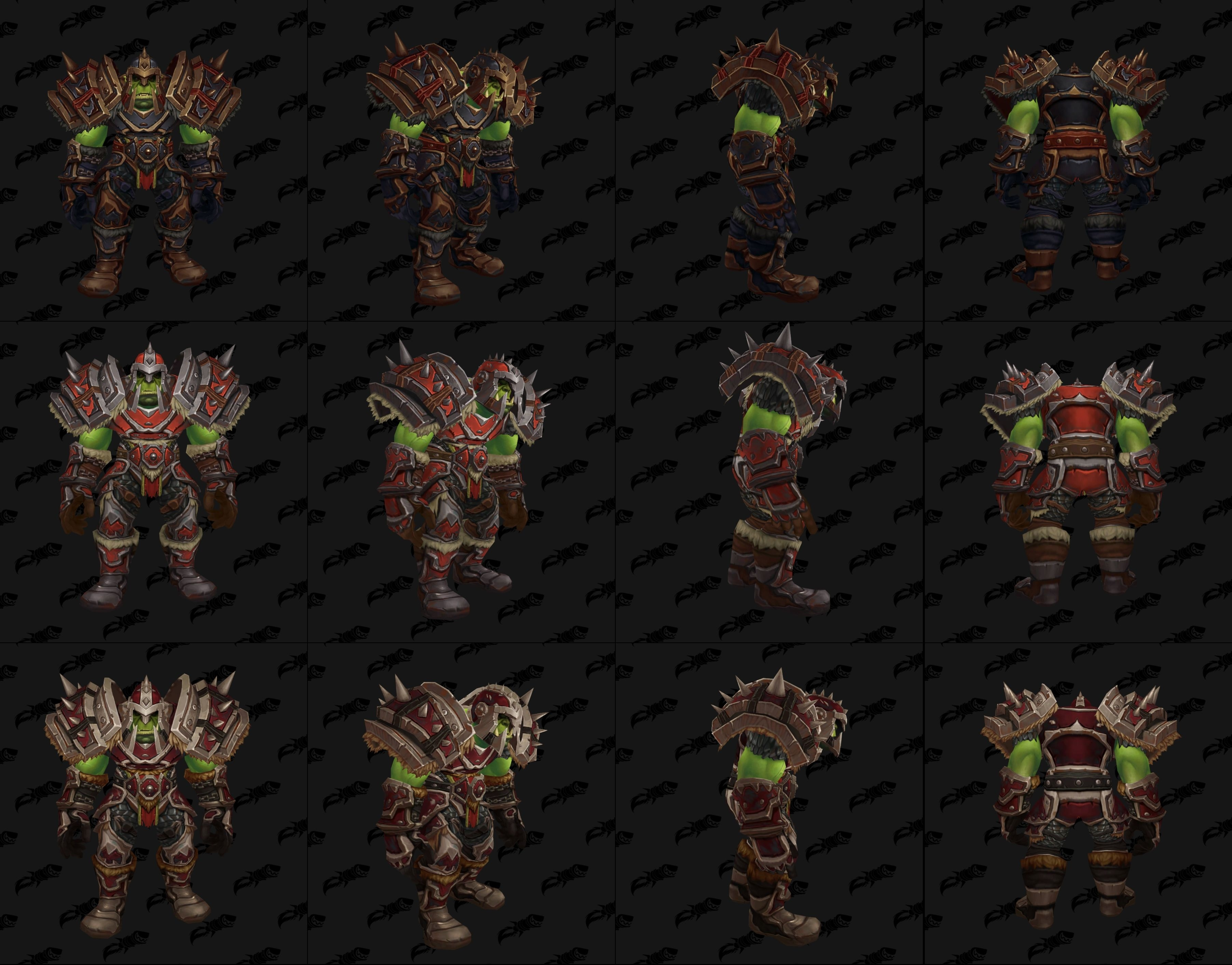 Battle for Azeroth Warfronts - Alliance Plate Armor - Wowhead News