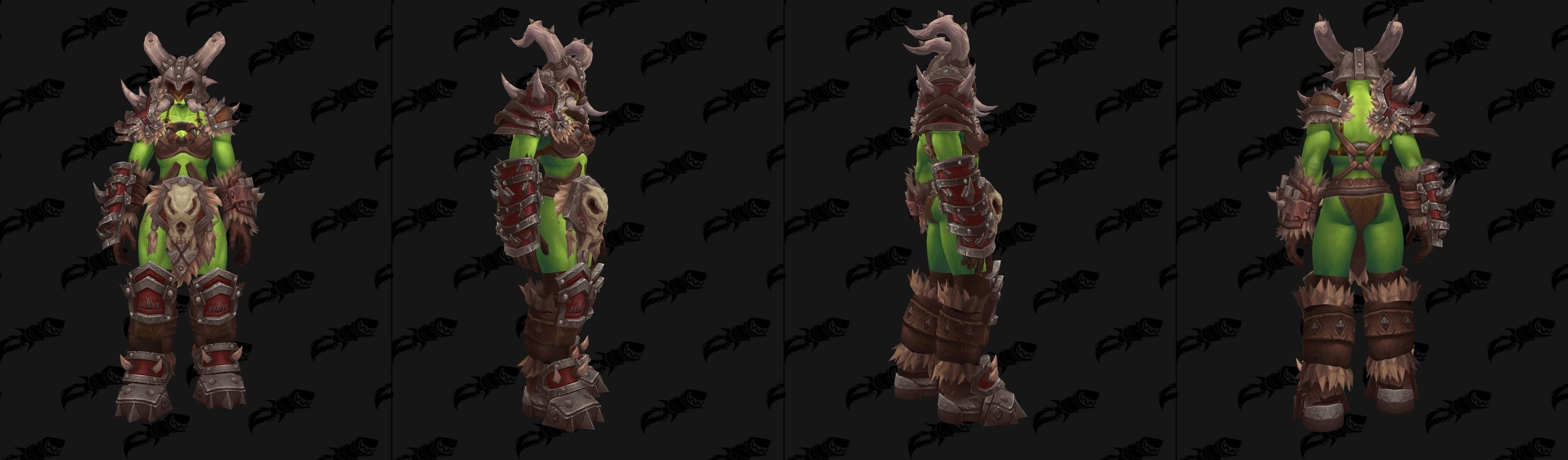 Mag'har Orc Allied Race Jokes and Flirts - Wowhead News