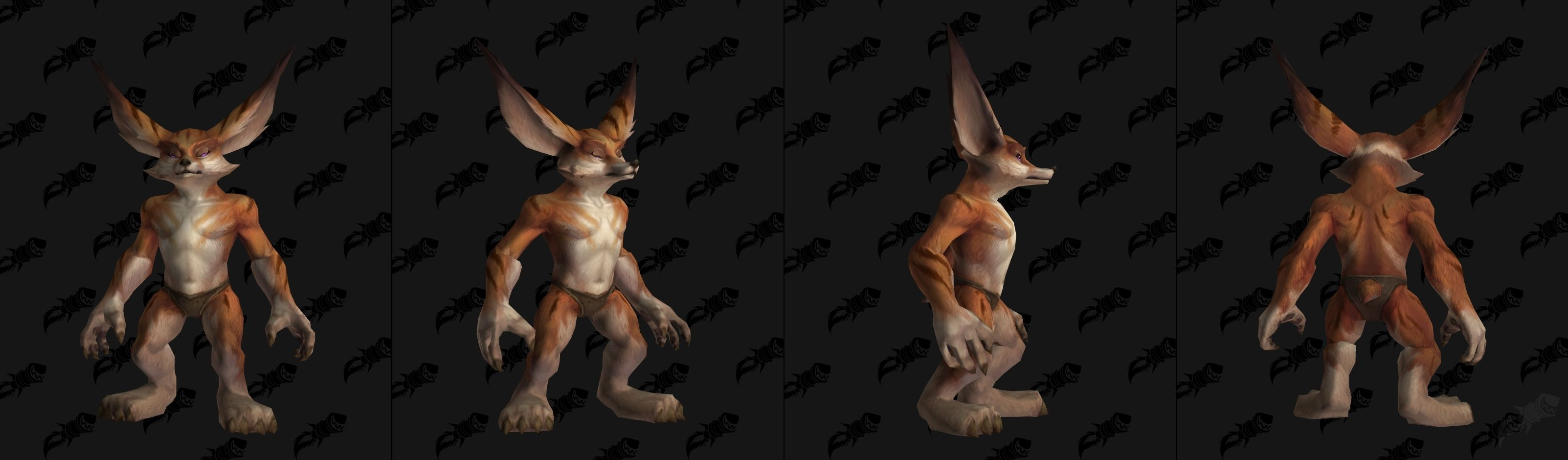 Vulpera Models and Animations Now in Model Viewer - Wowhead News