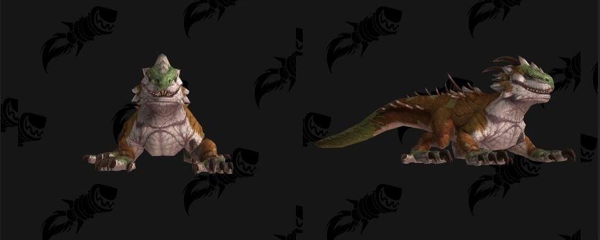 Battle for Azeroth 25902 Creature Models - Wowhead News