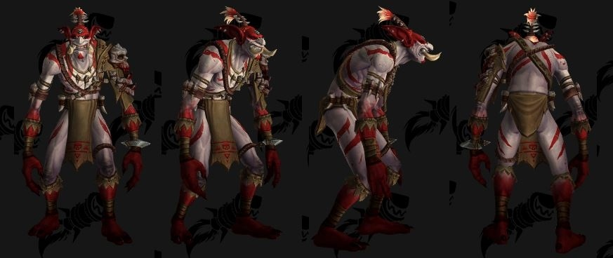Blood Troll Models and Animations Now in Model Viewer