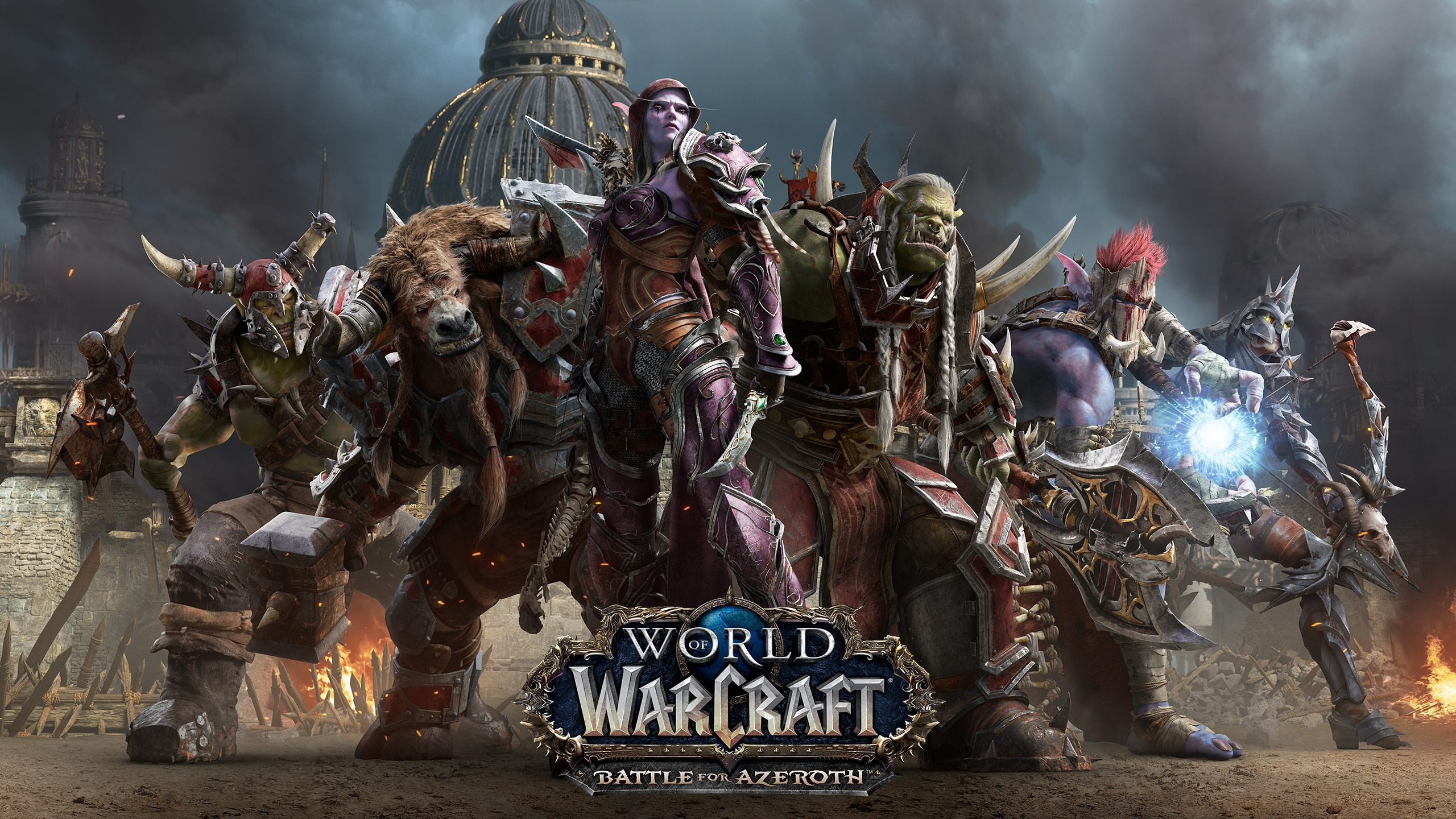 Image result for world of warcraft battle for azeroth