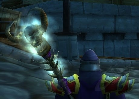 Major Spellpower - Spell - World of Warcraft