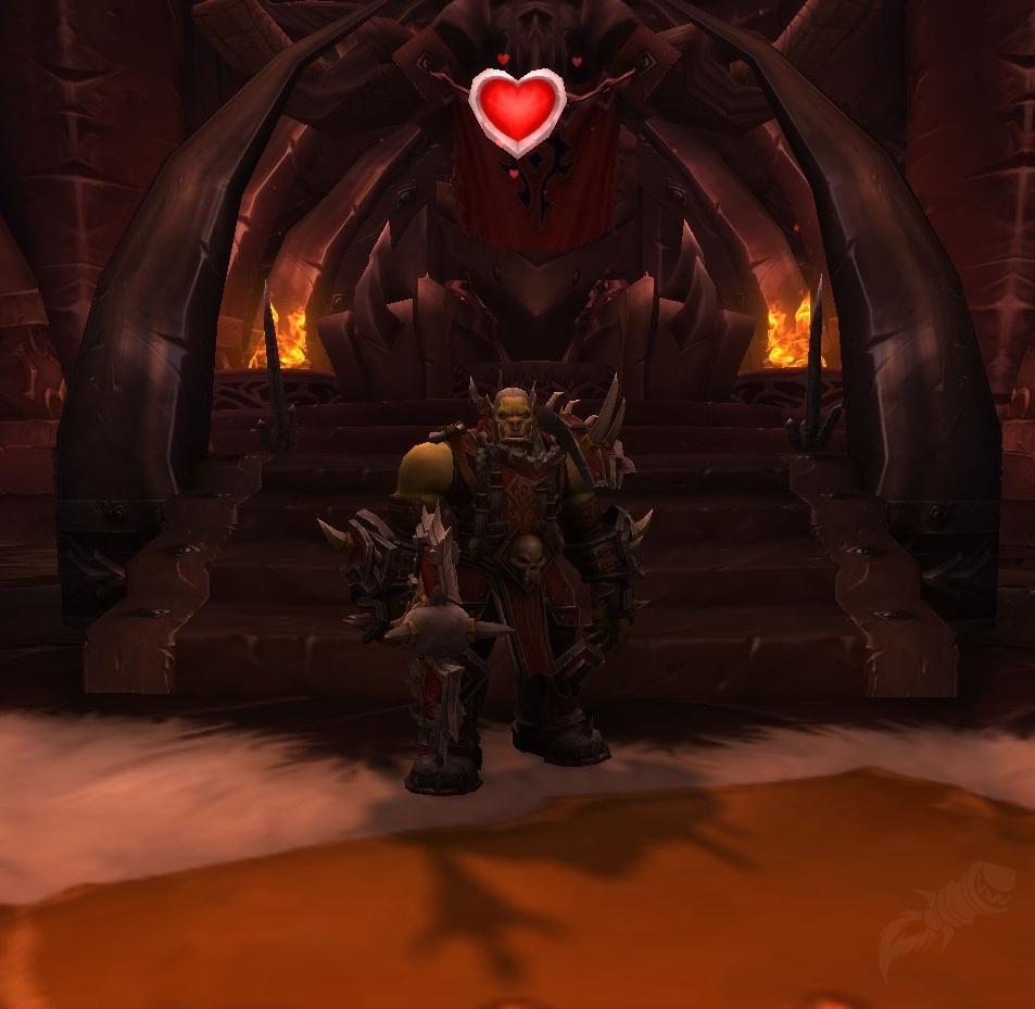 Ein Geschenk Für Hochfürst Saurfang Quest World Of Warcraft