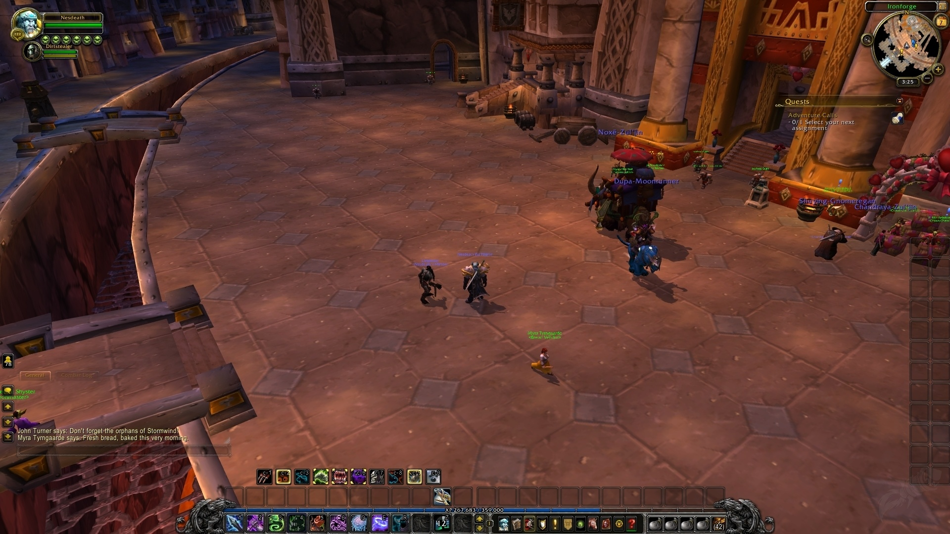 Battle for azeroth alpha new ui changes world maps wowhead news battle for azeroth alpha new ui changes world maps gumiabroncs Image collections