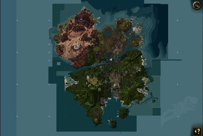 Battle for Azeroth Alpha - New UI Changes, World Maps - Wowhead News
