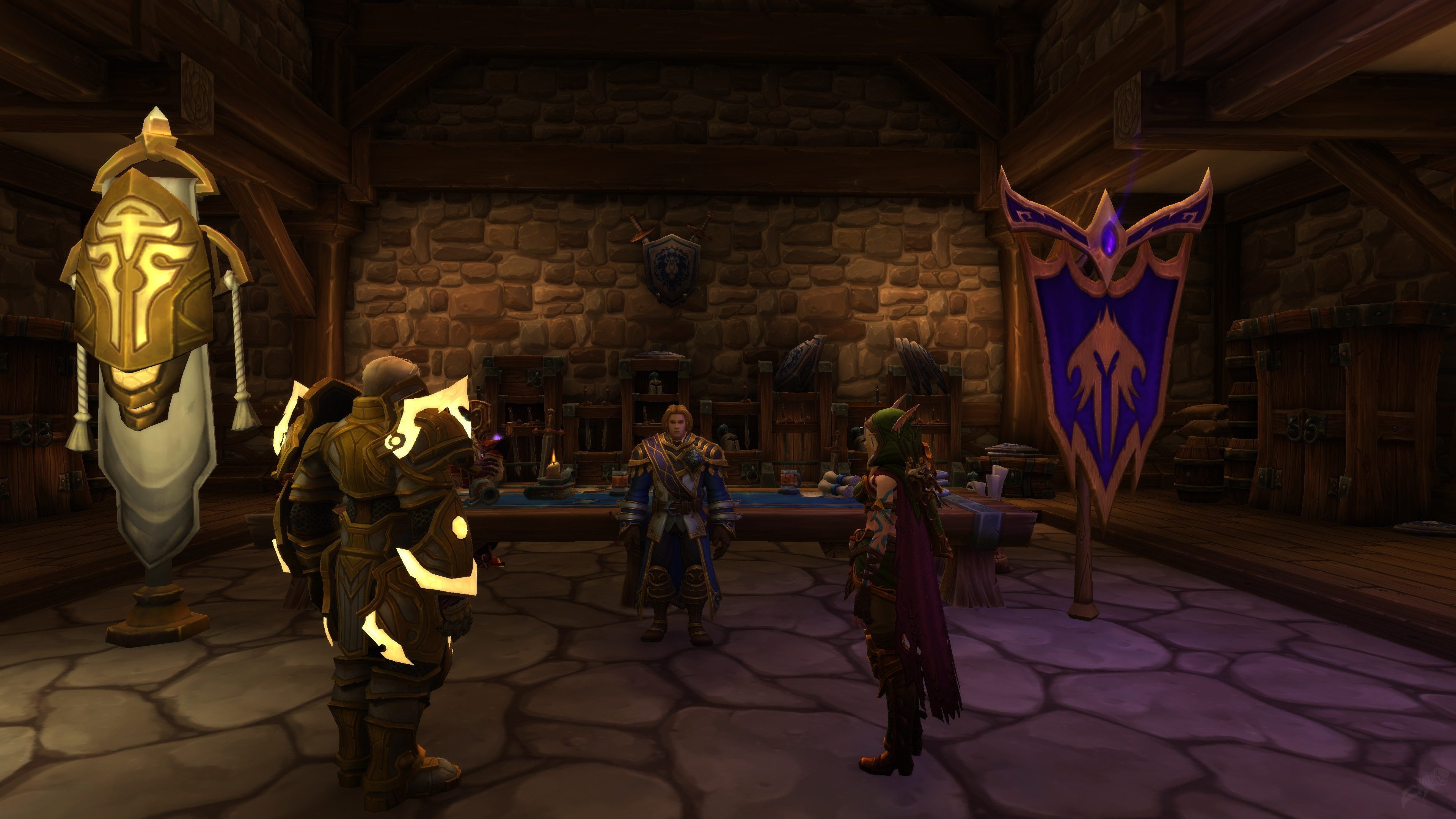 The Call for Allies - Quest - World of Warcraft