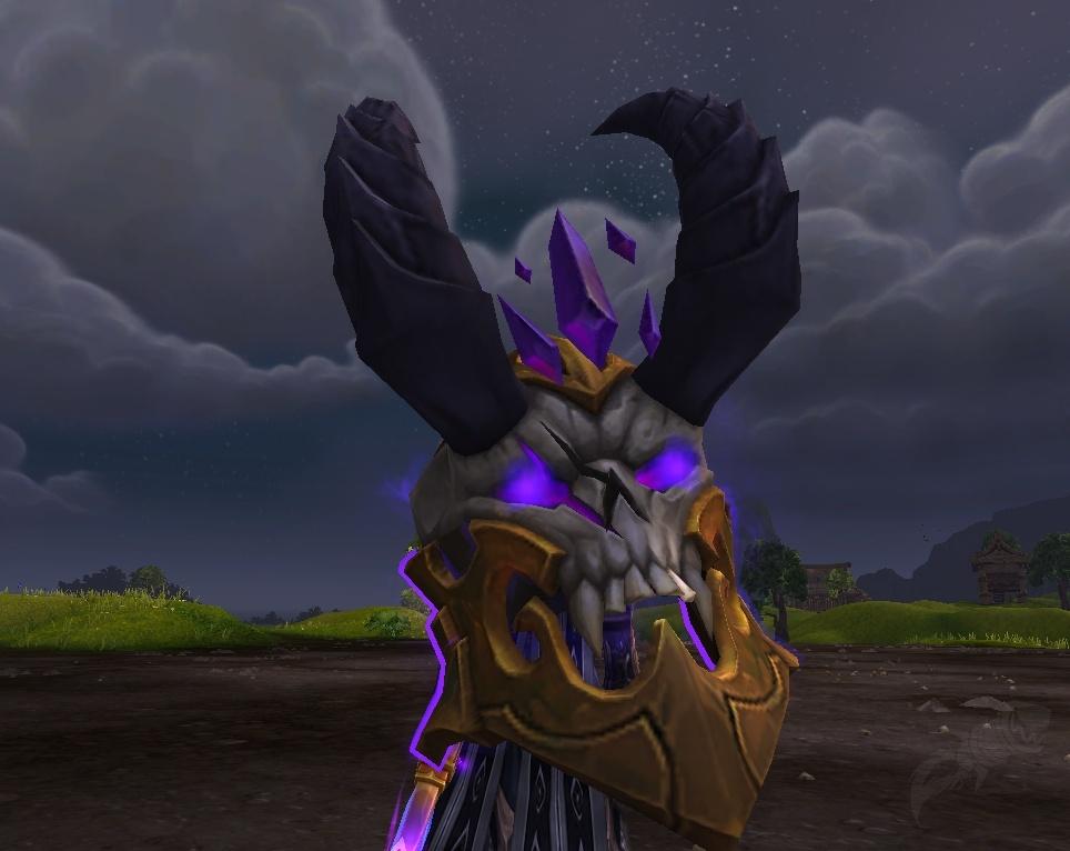 Warlock walk unseen