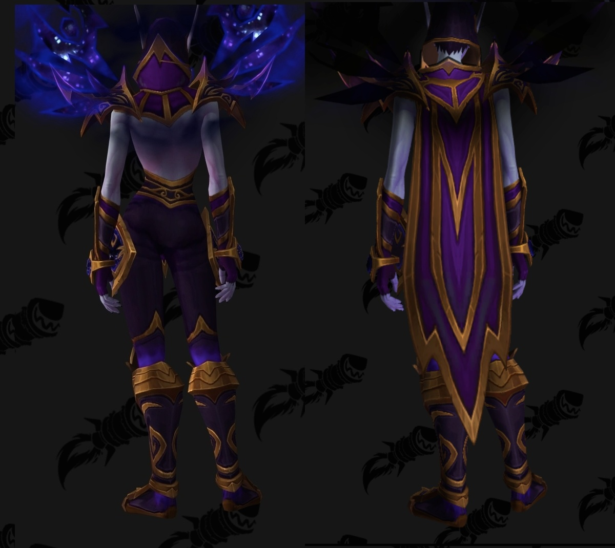 Hotfixes To Allied Race Heritage Armor Set Appearances Wowhead News They were introduced with the battle for azeroth expansion. allied race heritage armor set