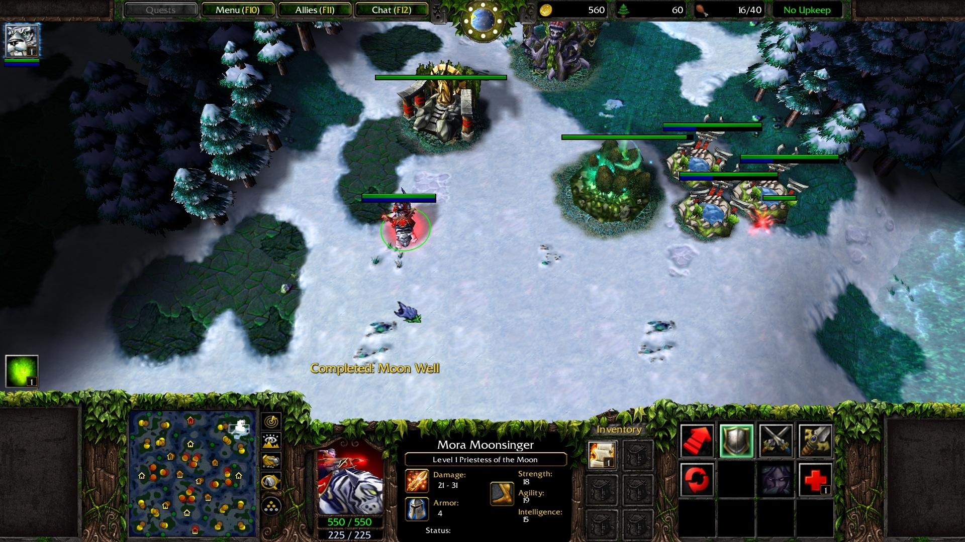 Risultati immagini per Warcraft 3 1.29