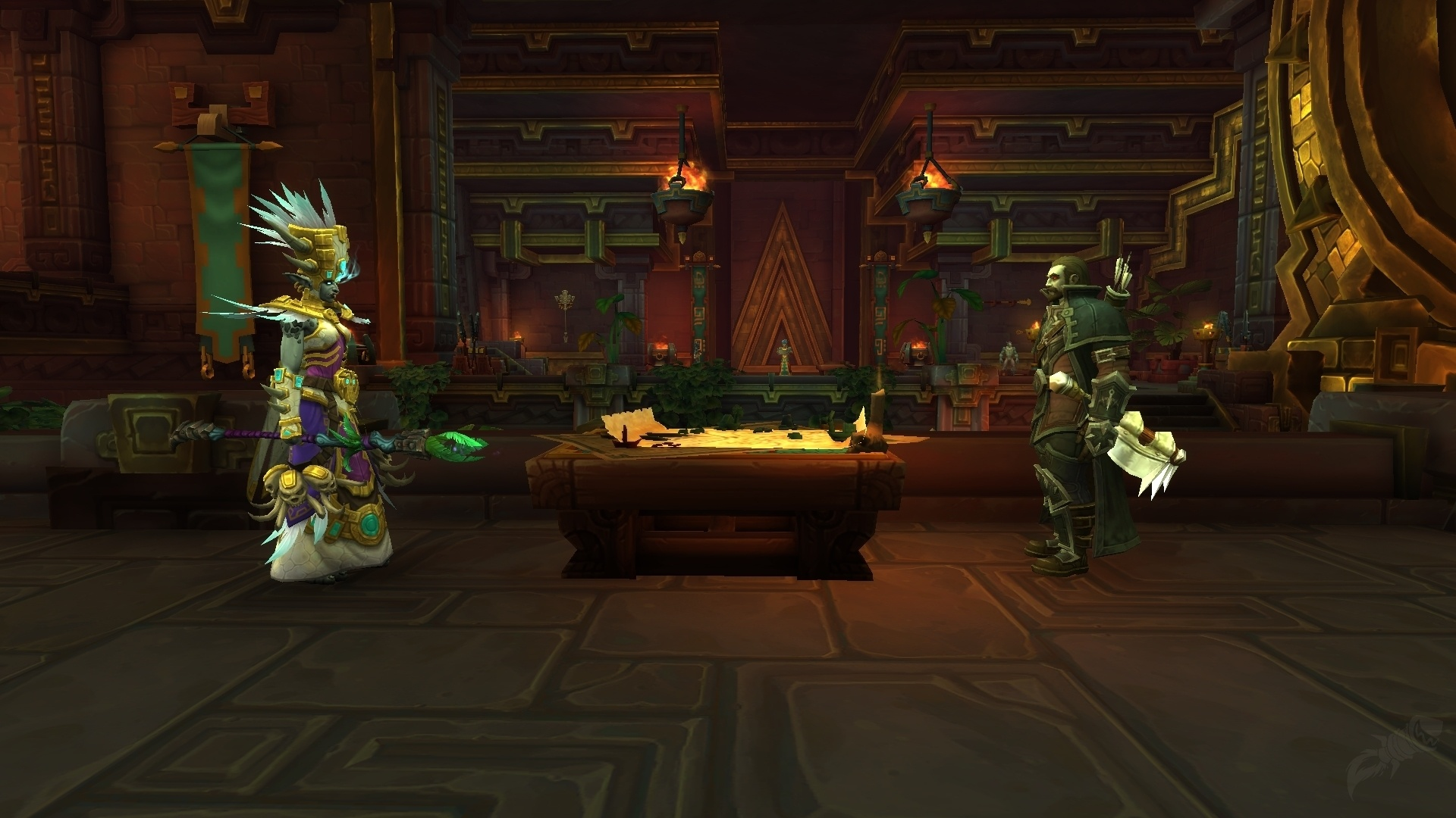 Early Look at New Followers in Battle for Azeroth - Wowhead News