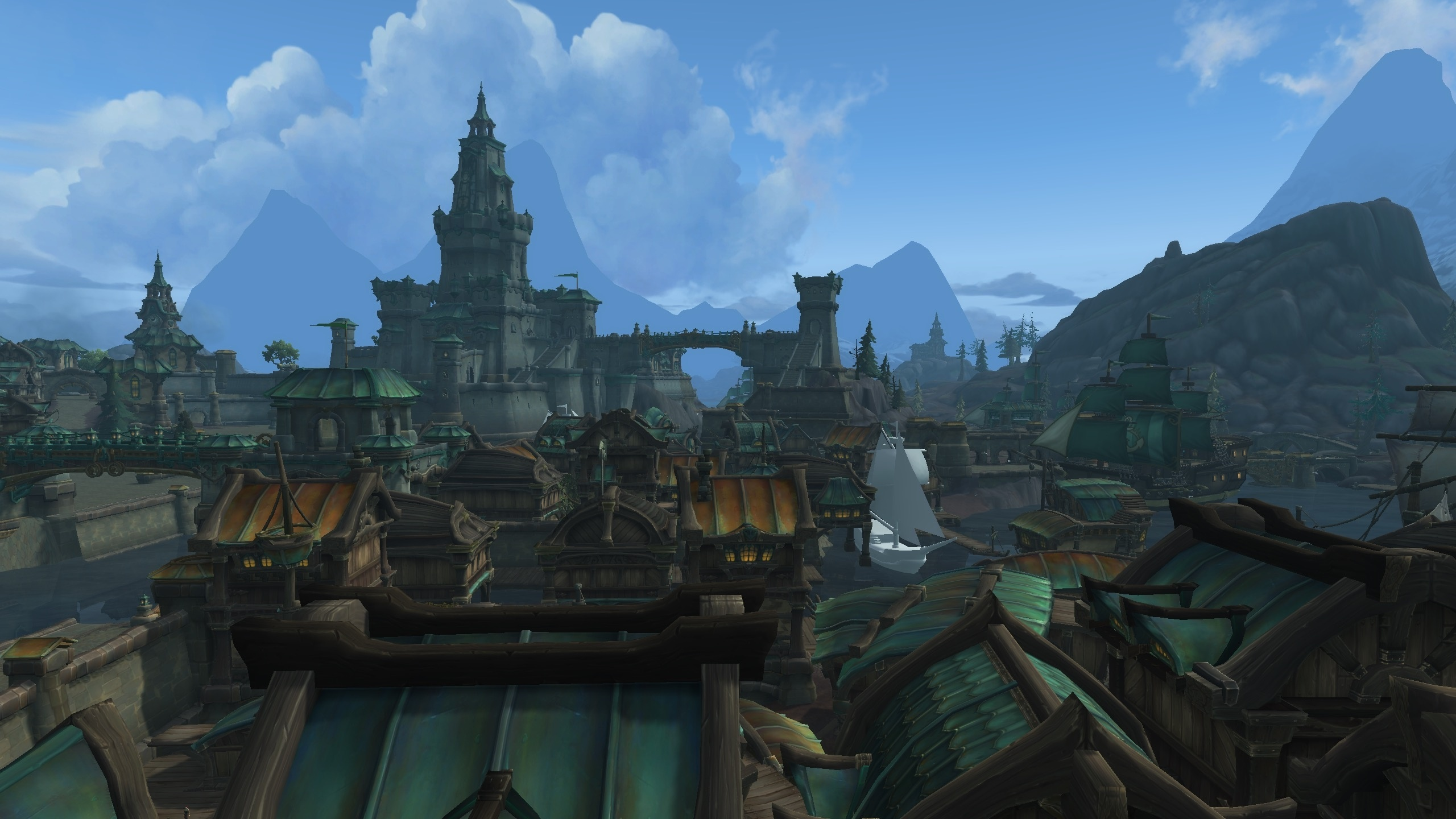 707766 boralus - Warcraft's cities and their real world equivalents