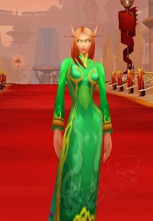 Festtagskleider Des Mondfests Quest World Of Warcraft