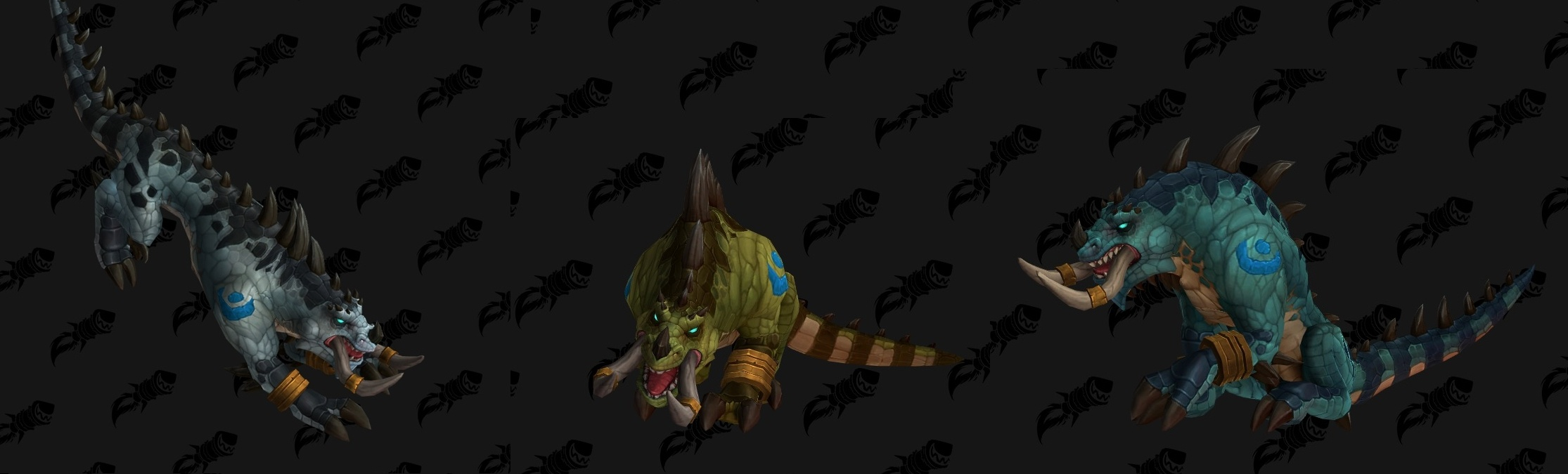Zandalari Troll Druid Cat Form - Now With Animations In Model Viewer