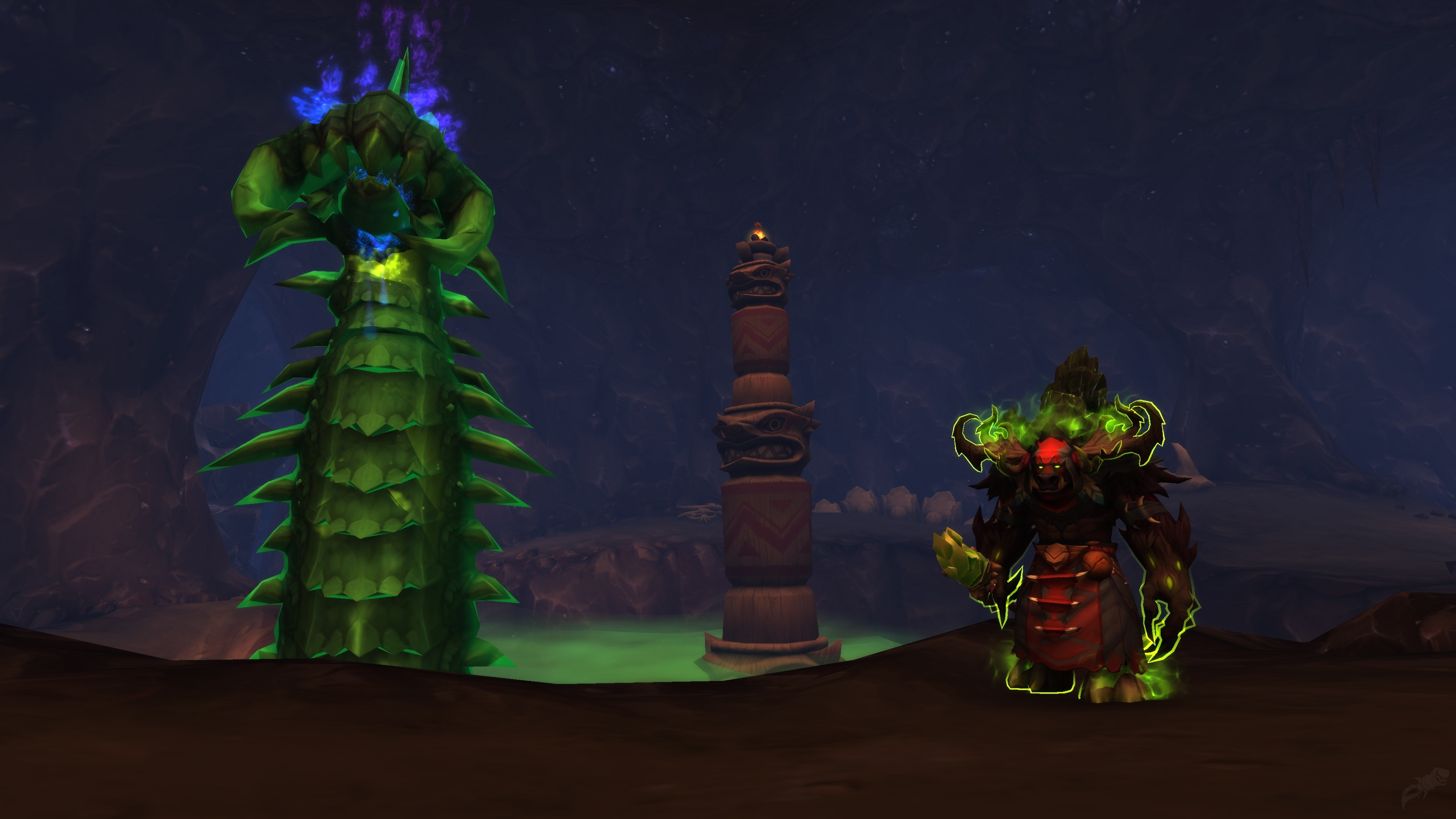 Feltotem S Fall Quest World Of Warcraft