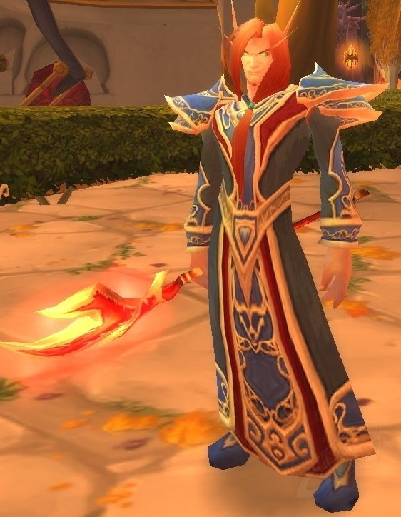 Sunblade Magister Npc World Of Warcraft