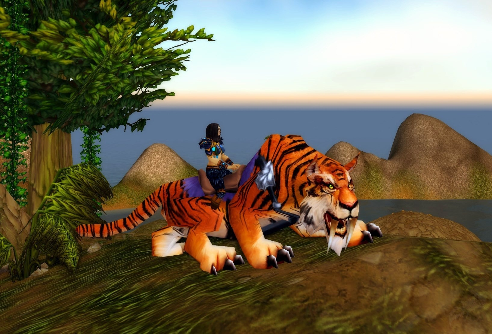reins of the bengal tiger - item - world of warcraft