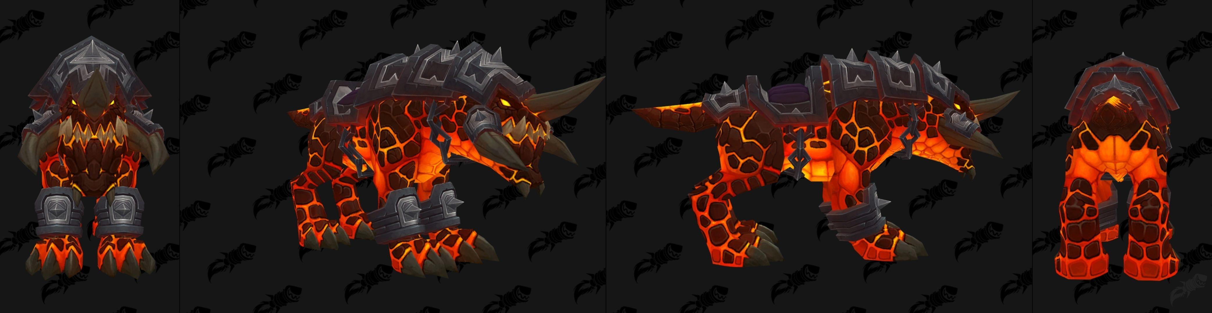 Battle for Azeroth Alpha Build 26287 - Dark Iron Dwarf