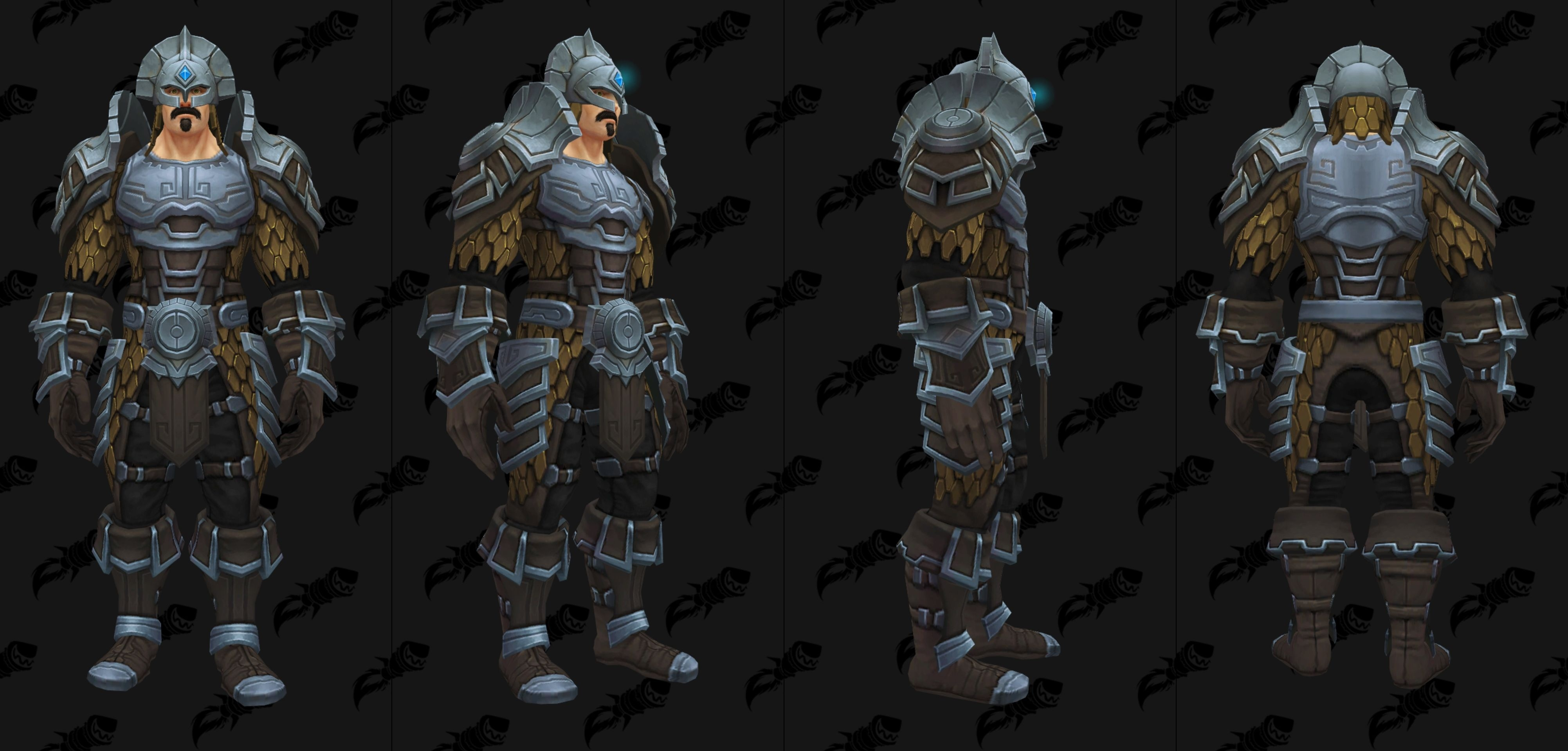 Removing class-specific armour in BfA is gearing up to be a horrible