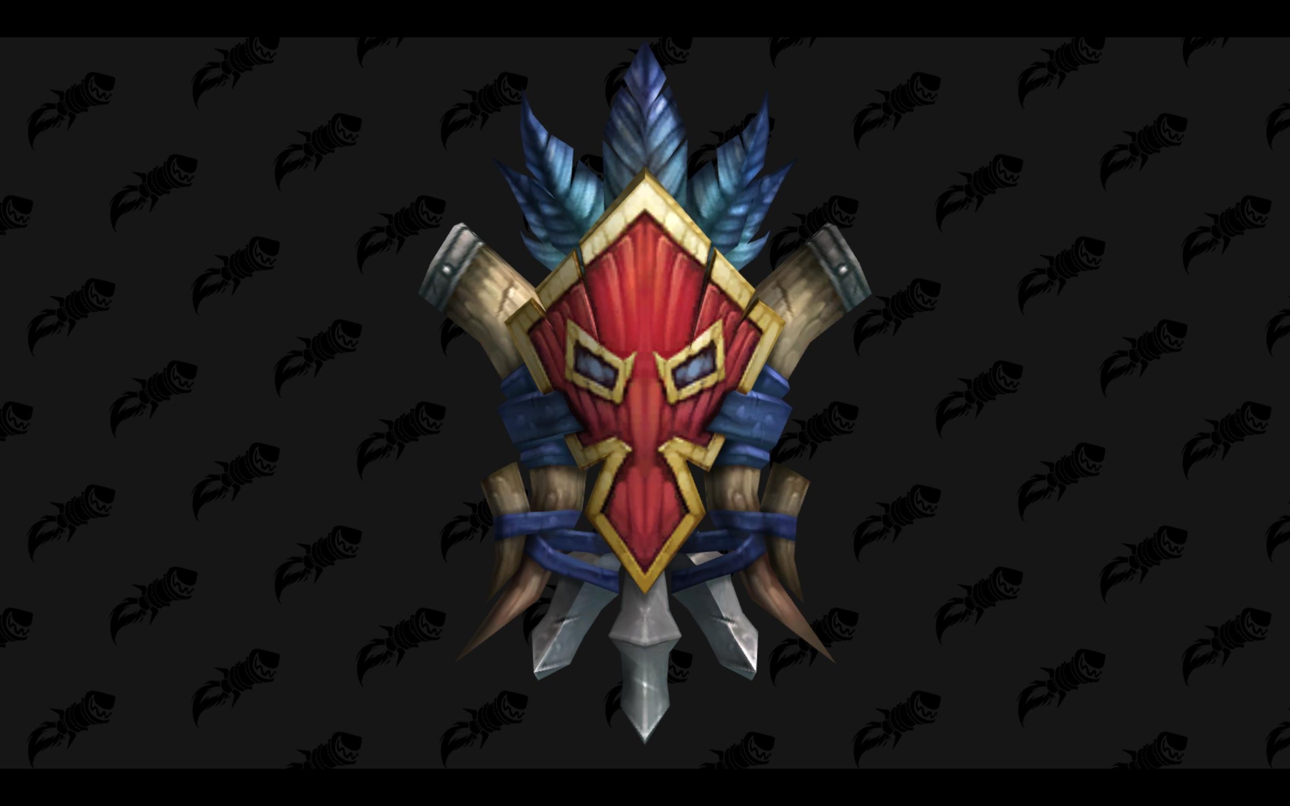 New Items In Battle For Azeroth 26287 Voljin Professions