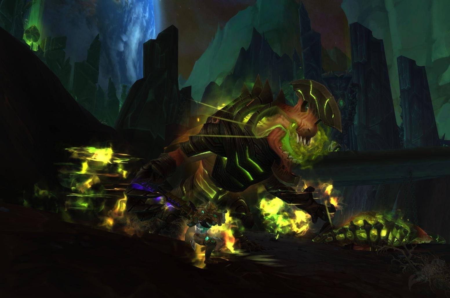 Blasenmaul Npc World Of Warcraft