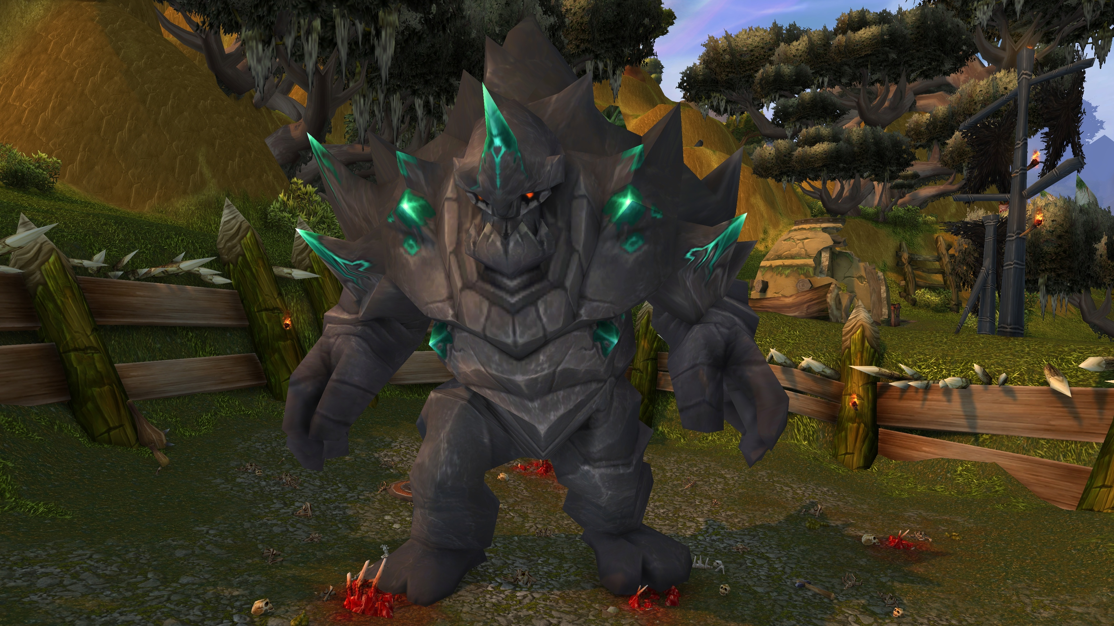 The Ring of Blood: Rokdar the Sundered Lord - Quest - World of Warcraft