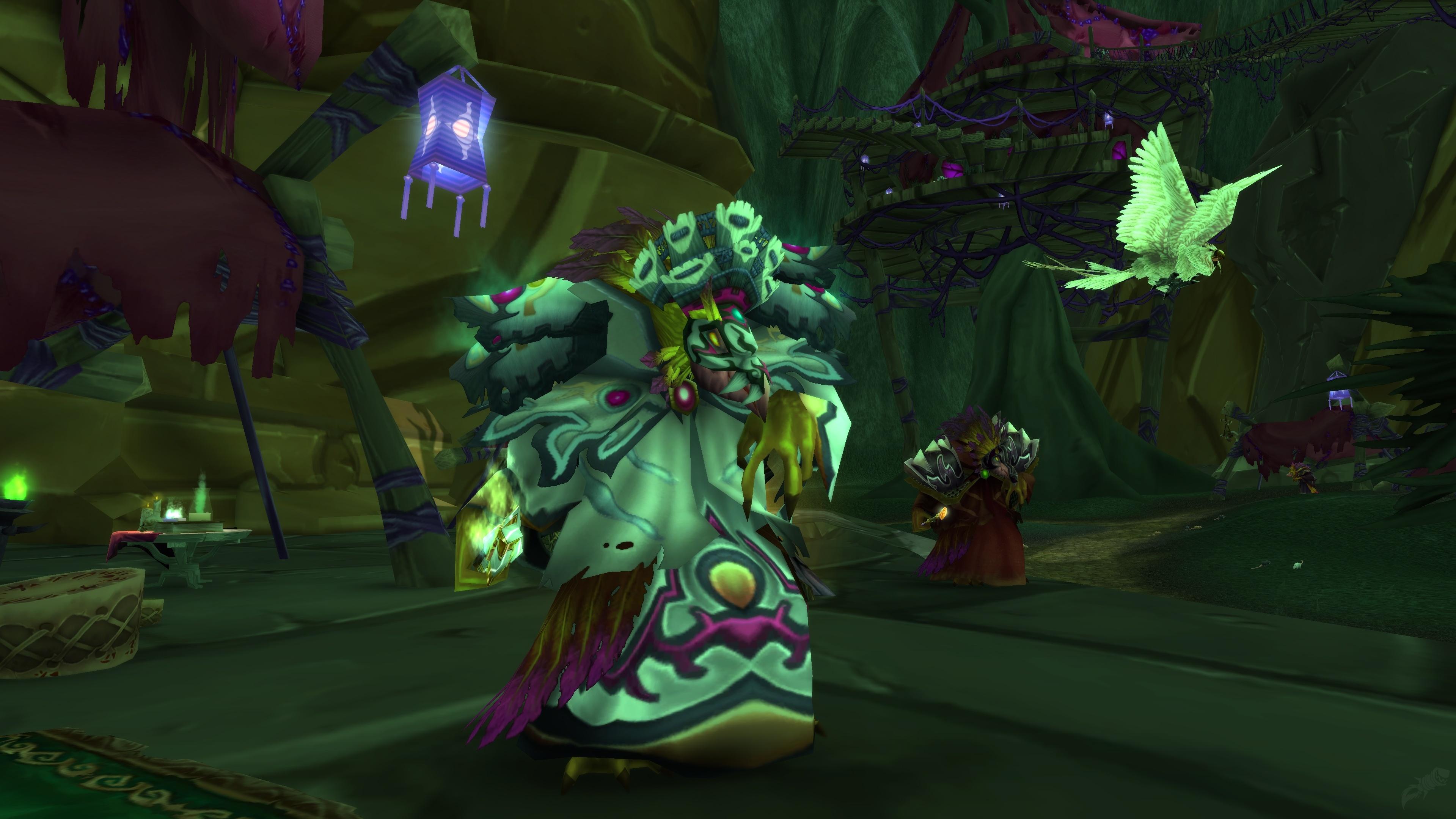 Secretos de los arakkoa - Misión - World of Warcraft