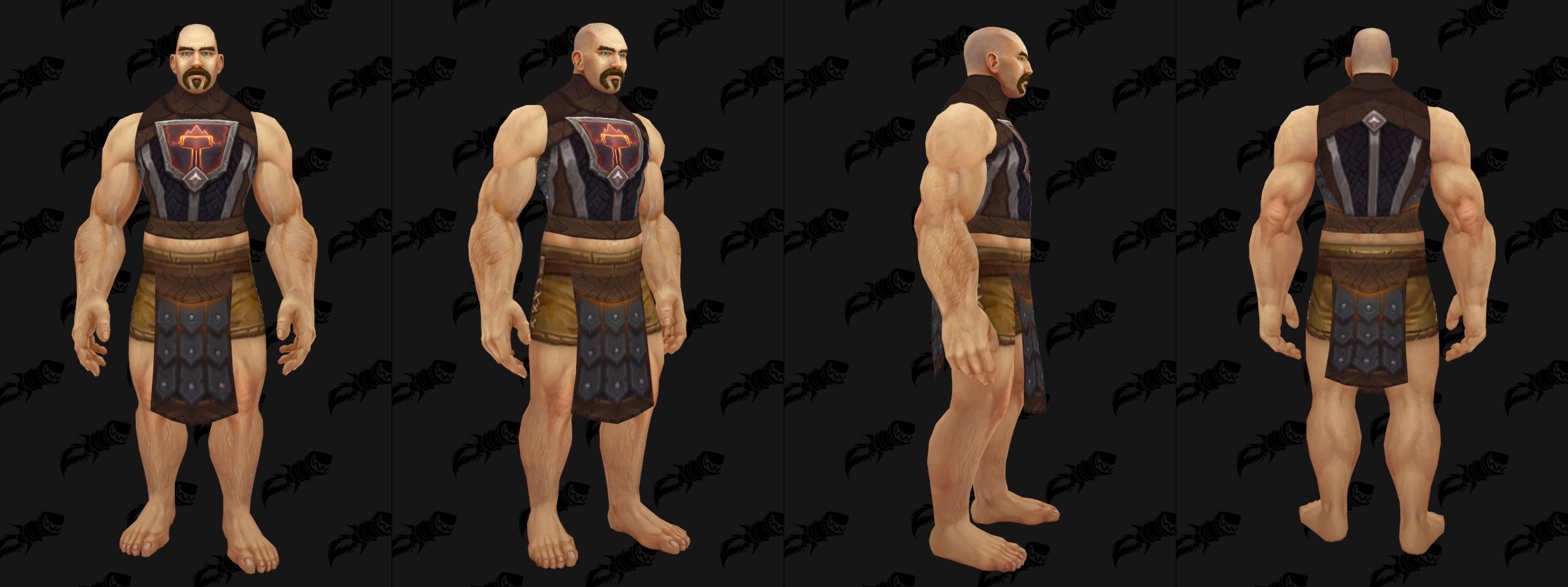 Dark Iron Dwarves Allied Race - Guides - Wowhead