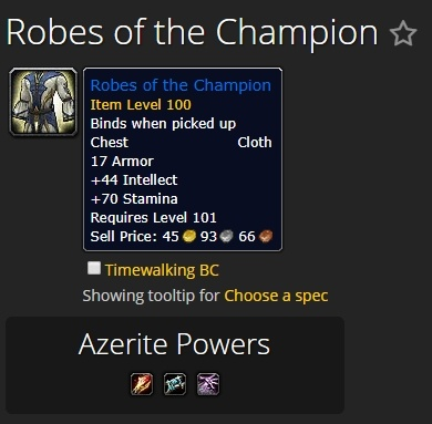Ilvl to level in bfa? World of warcraft forums.