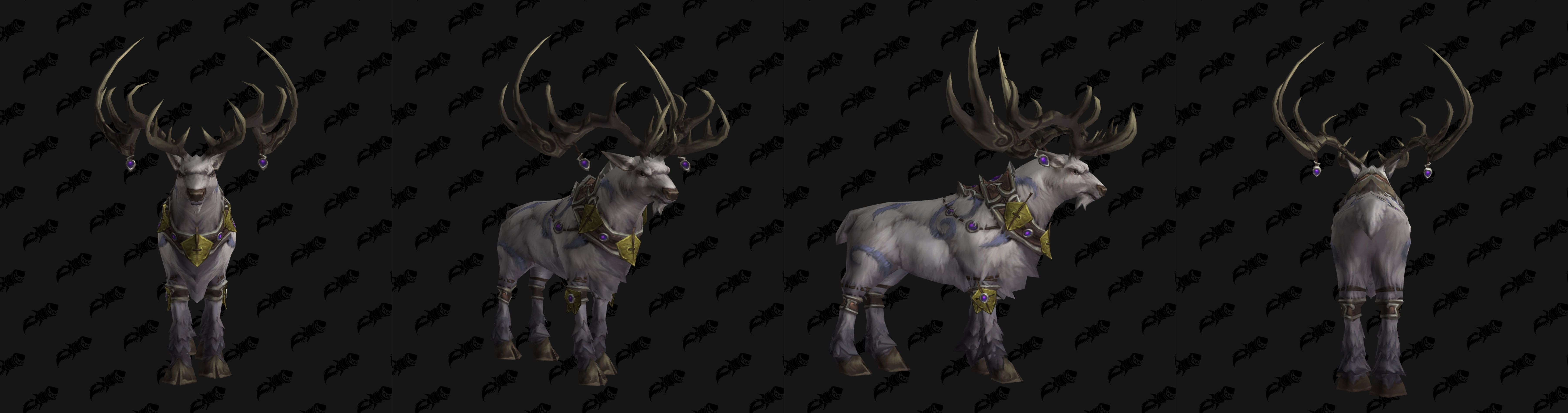 Worgen Druid Forms Guides Wowhead