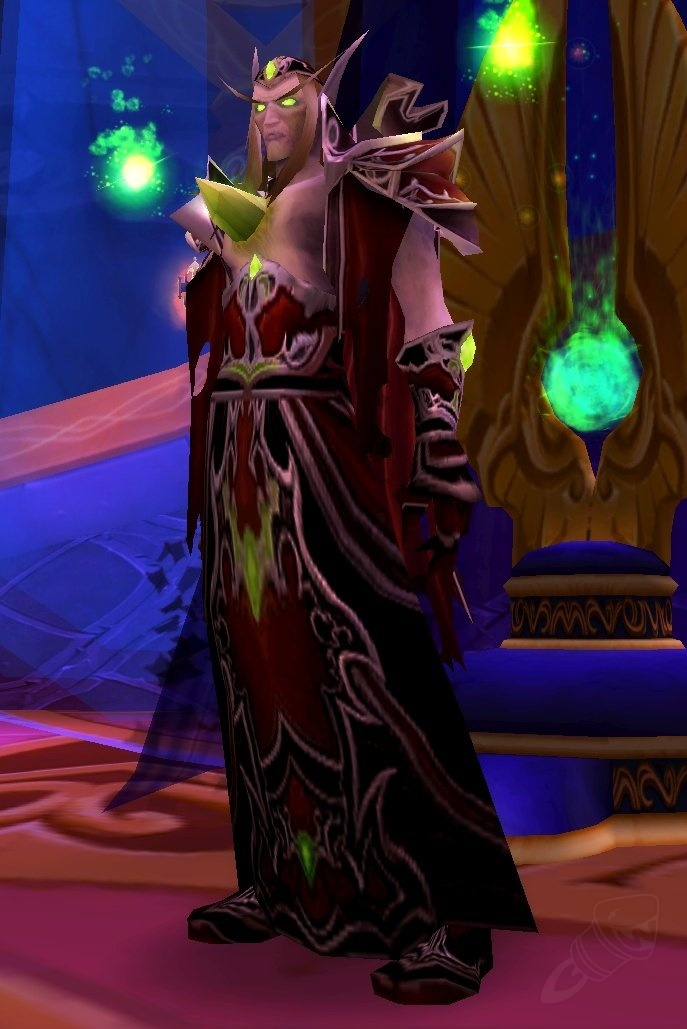 Kael Thas Sonnenwanderer Npc World Of Warcraft
