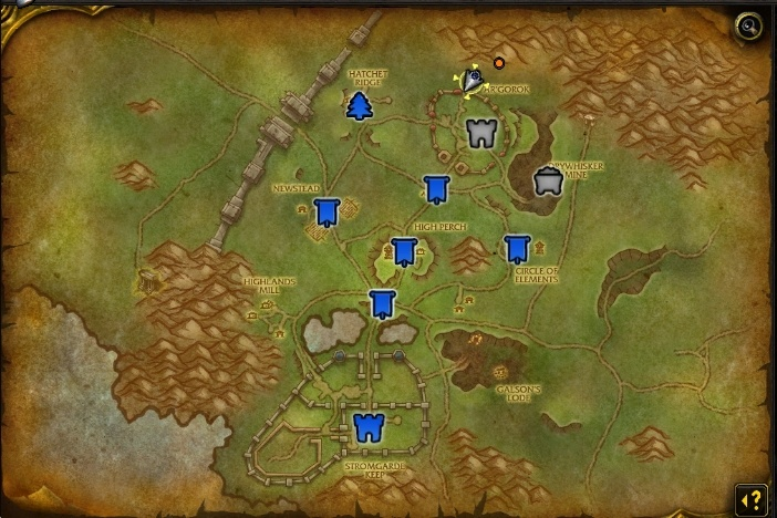 Battle for Azeroth - Stromgarde Warfronts Testing - Wowhead News