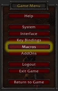 Macro Guide - Guides - Wowhead