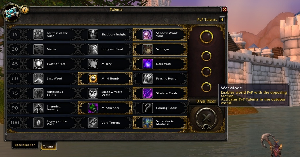 War Mode World PvP System - Guides - Wowhead