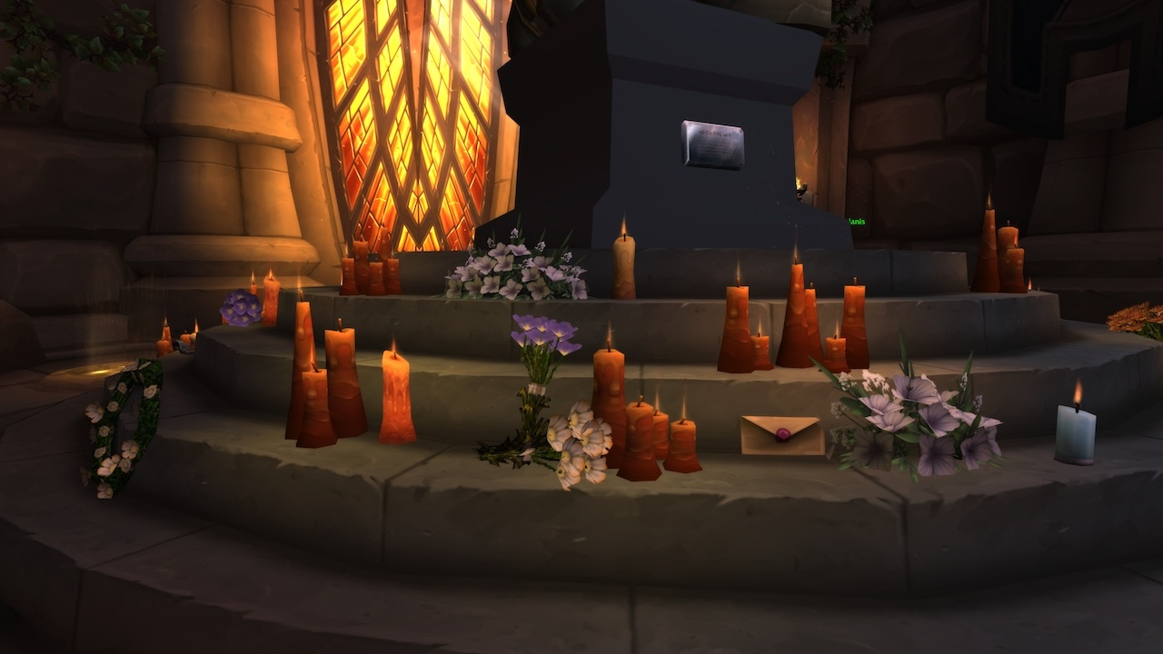Uther's Tomb Updated in Battle for Azeroth - Wowhead News