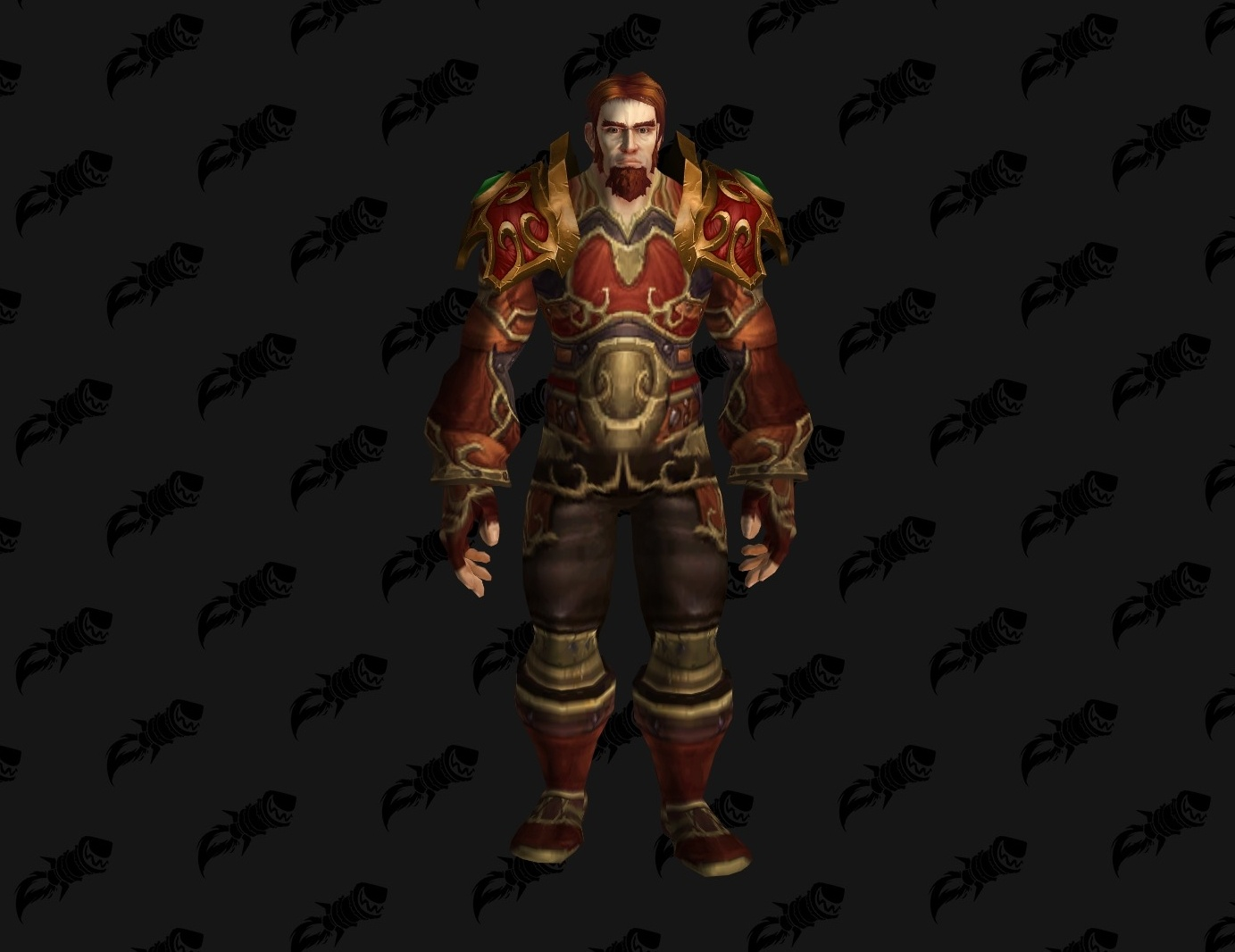 Battle for Azeroth 26610 Models - New Uther and Rhonin NPC