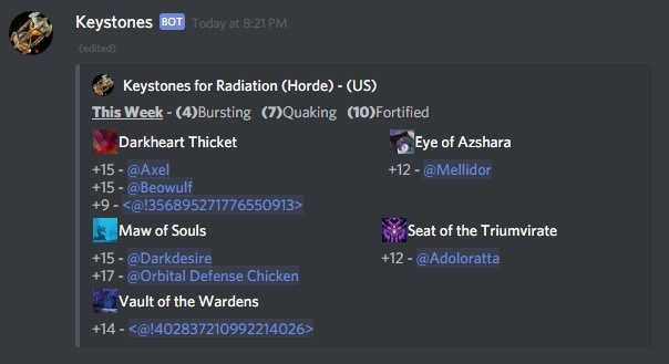 jeeves discord bot 3 1 update wowhead news
