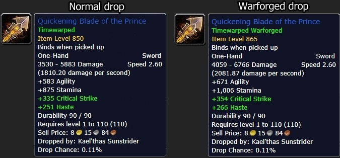 Titanforged in Raids and Endgame Reward System - Guides - Wowhead