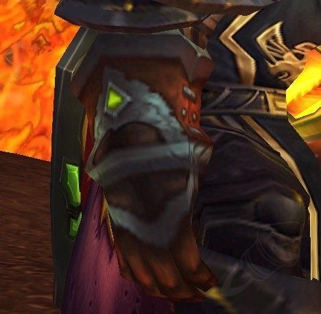 Borderland Fortress Grips - Item - World of Warcraft