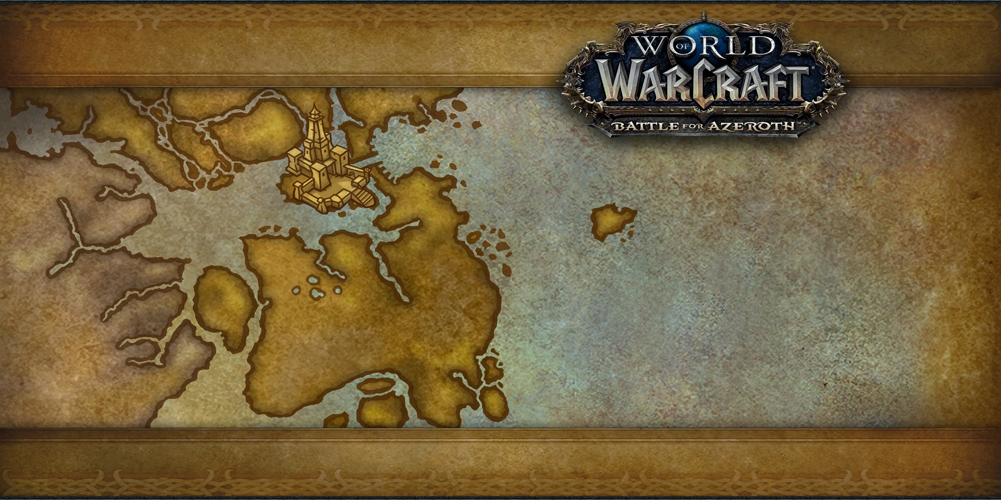 Battle for Azeroth Build 26707 Highlights - Loading Screens