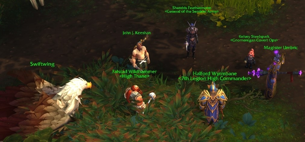 Alliance War Campaign in Battle for Azeroth - Guides - Wowhead