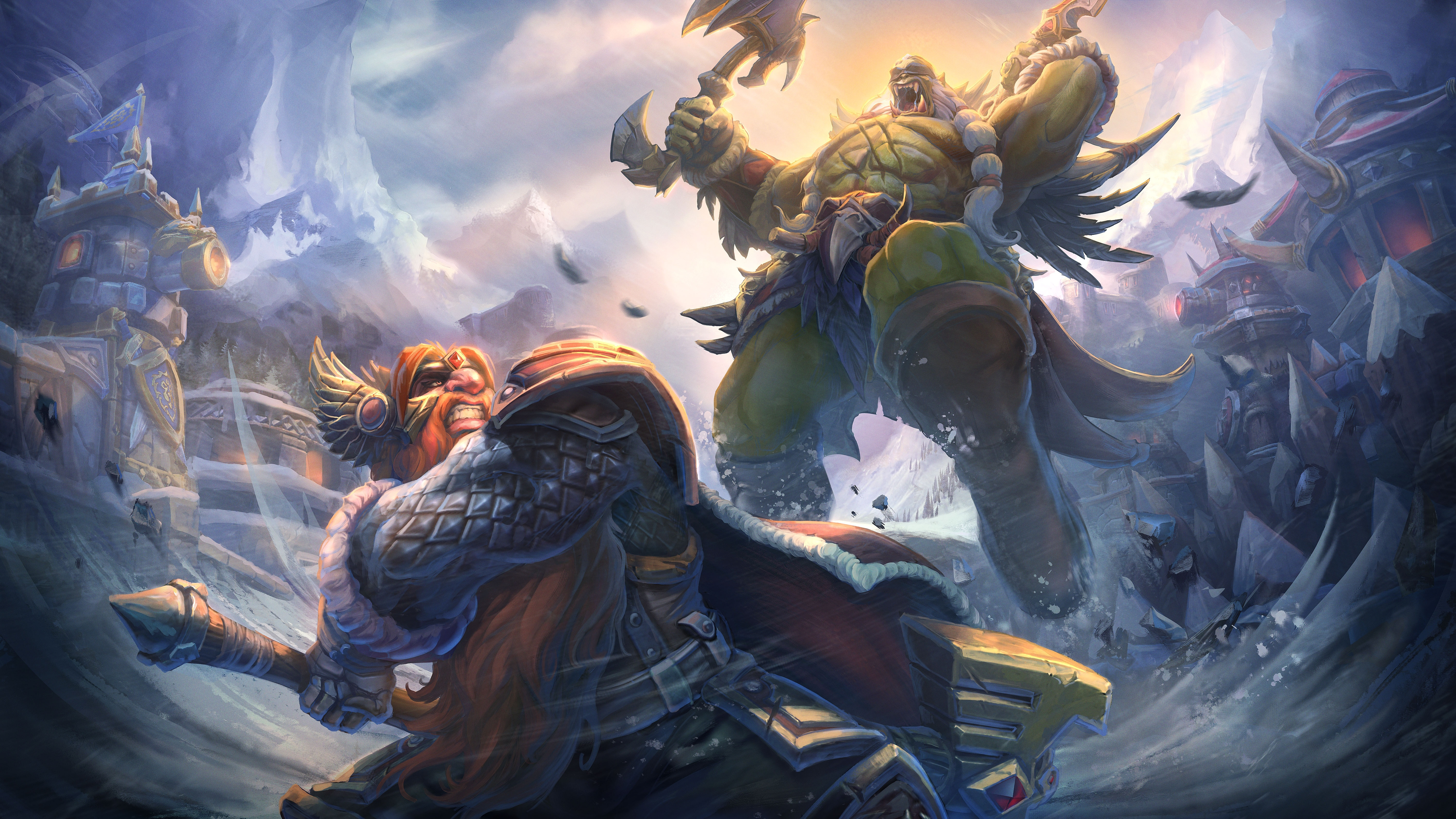 heroes of the storm lore