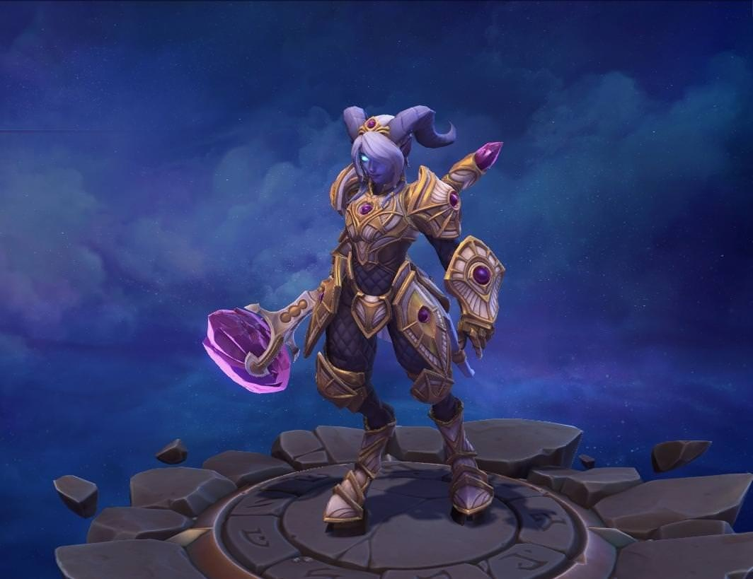 Echoes Of Alterac Yrel Now Live In Heroes Of The Storm Wowhead News Want to know the best heroes? echoes of alterac yrel now live in